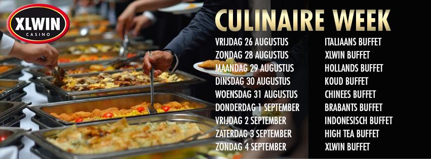 Culinaire week